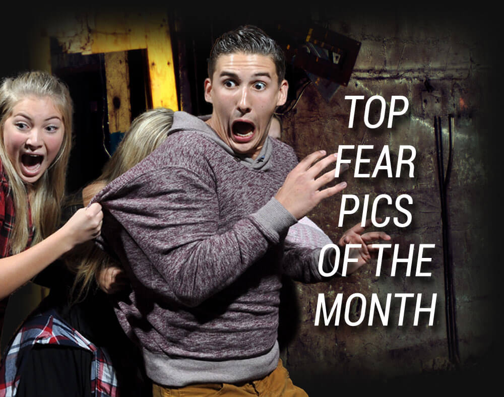 Top Fear Pics of the Month