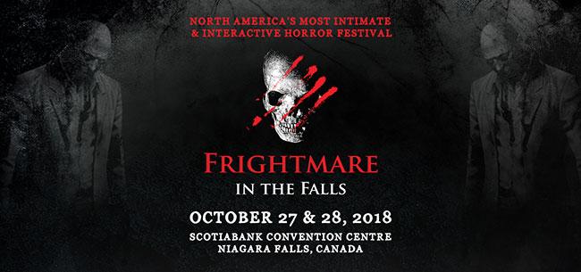 Frightmare Niagra Falls 2018