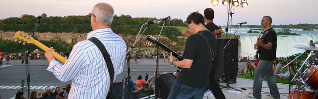 Niagara Parks Free summer concert series
