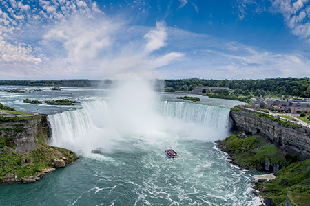 Things to do in Niagara Falls - Hornblower Niagara Cruise