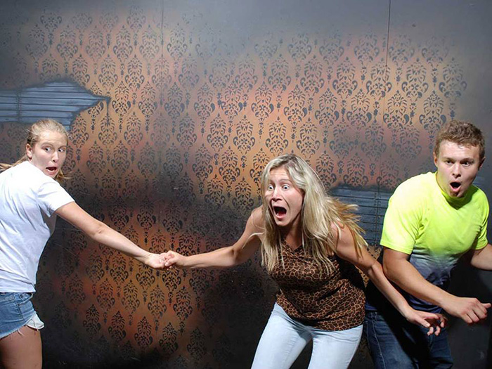 Nightmares Fear Factory photo of a family