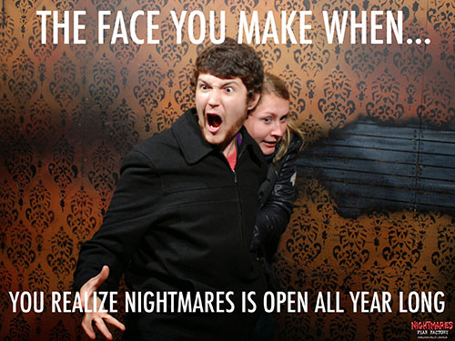 Nightmares Fear Factory Fear Meme