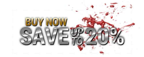 Buy Now, Save up to 20%