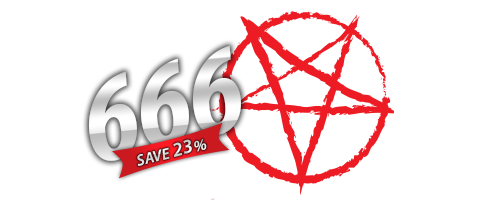 Nightmares Family 666 Pack