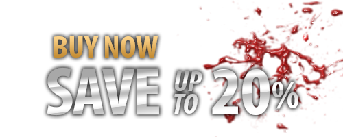 Save up to on Nightmares Fear Factory Tickets