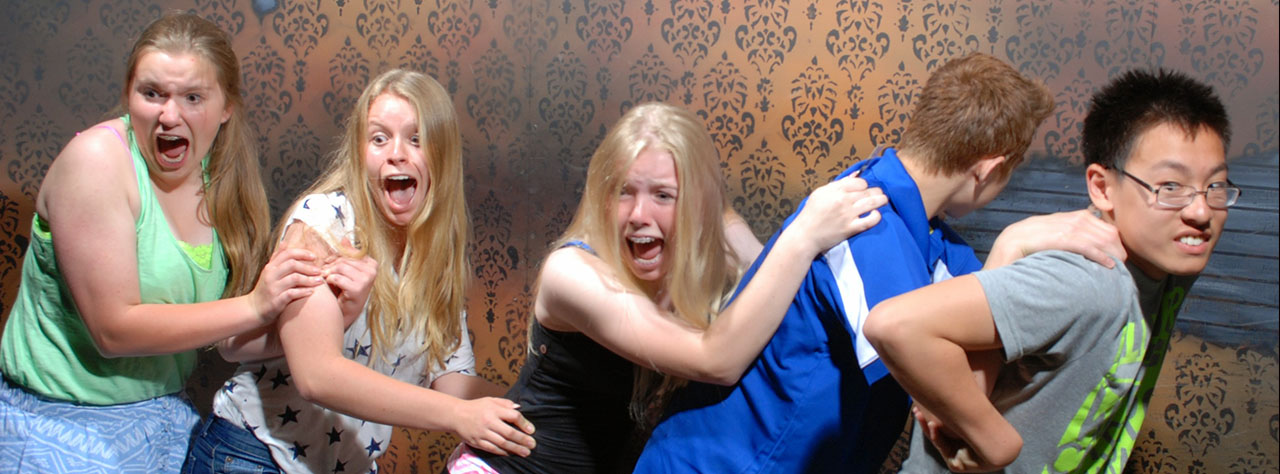 Student Discounts at Nightmares Fear Factory near Clifton Hill