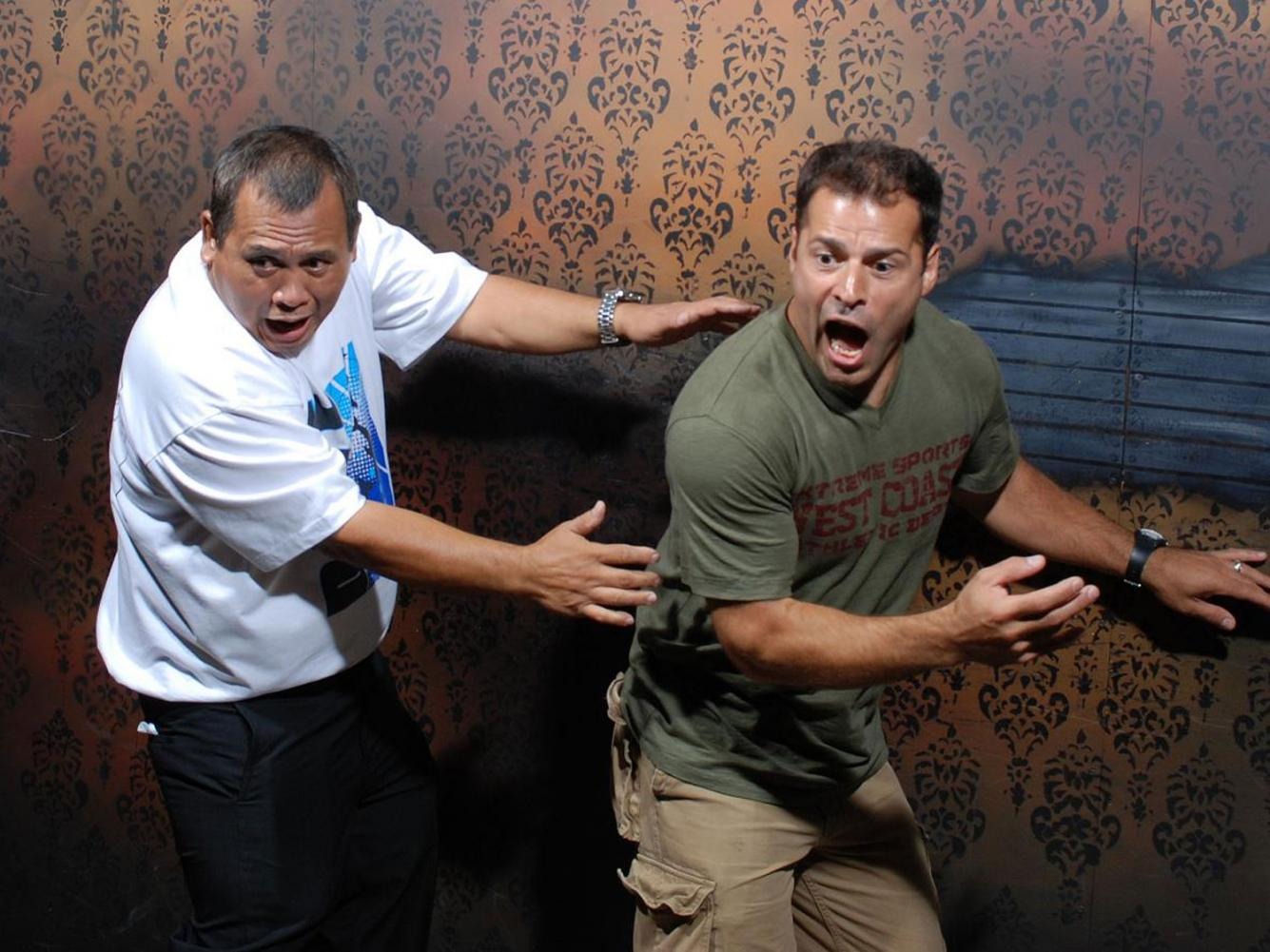 Nightmares Fear Factory Top 40 September 2013 pic01572