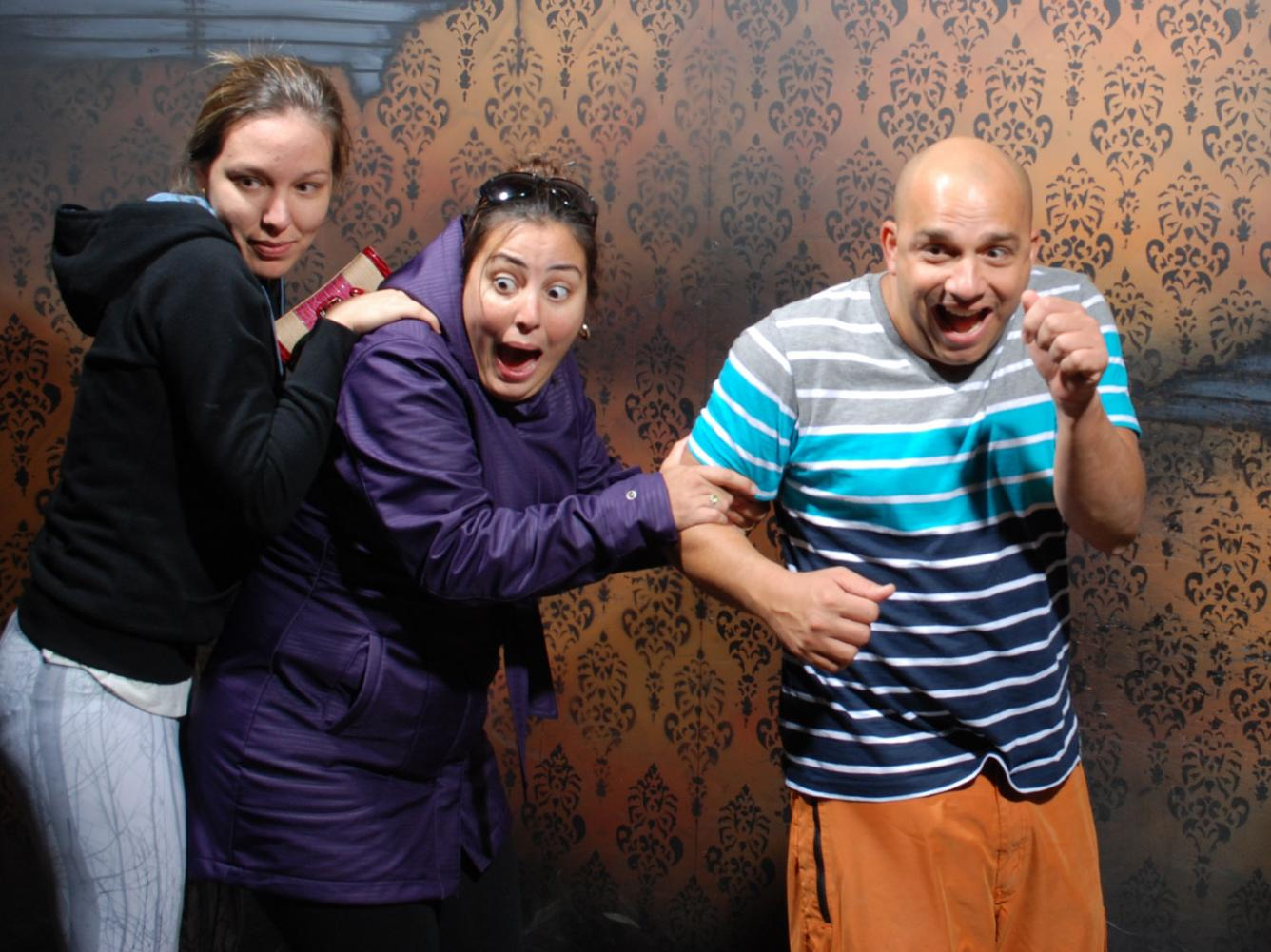 Nightmares Fear Factory Top 40 September 2013 pic0352