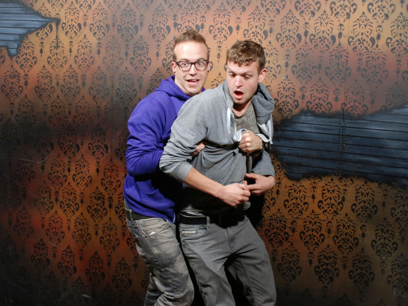 Nightmares Fear Factory Top 40 September 2013 pic0090