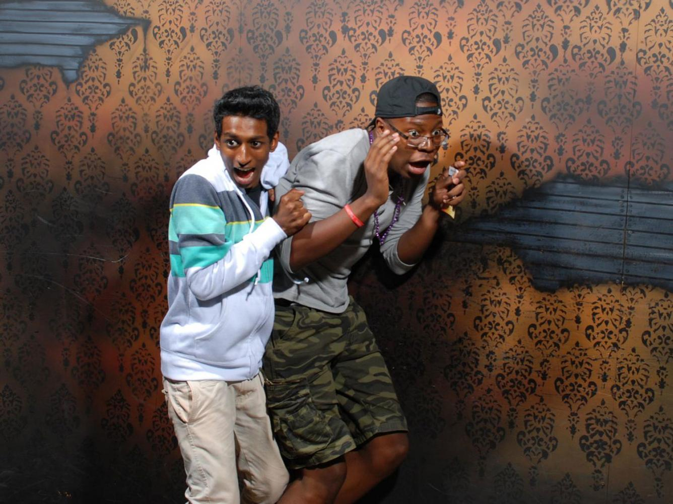 Nightmares Fear Factory Top 40 September 2013 pic01282