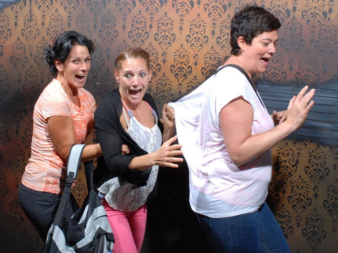 Niagara Falls Nightmares Fear Factory