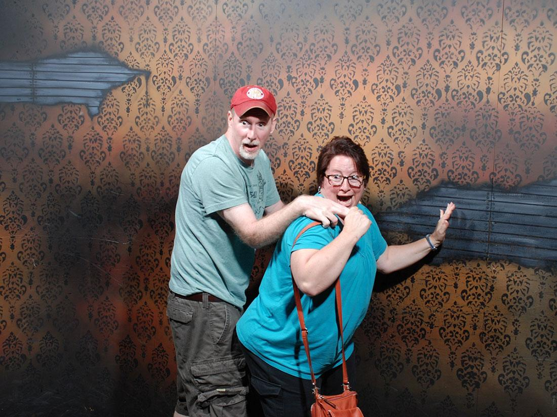 Niagara Falls Haunted House Fear Pics