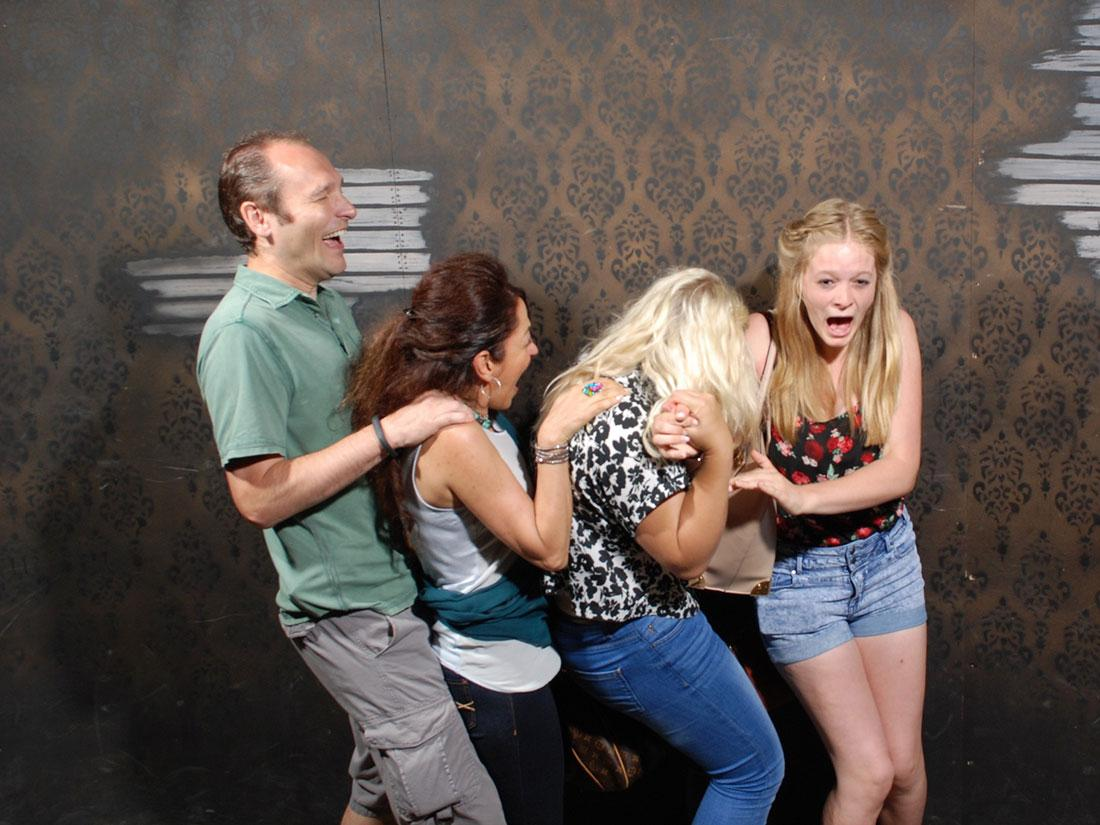 Nightmares Fear Factory Scared Reactions