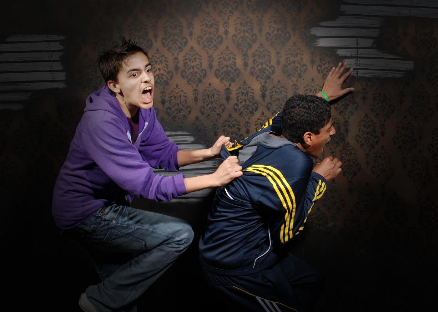 niagara falls haunted house nightmares fear factory best