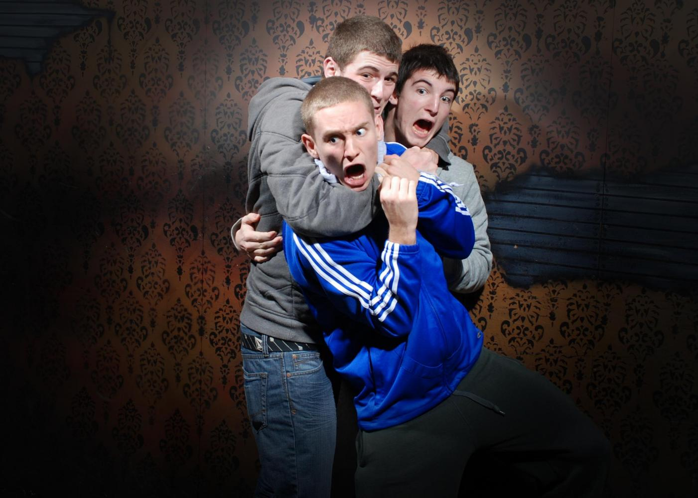 nightmares fear factory niagara falls attraction