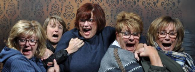 Mother's Day at Nightmares Fear Factory Niagara Falls