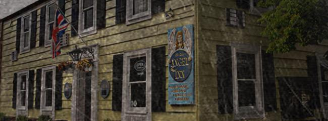 Niagara on the Lake The Olde Angel Inn Haunted Ghost Nightmares Fear Factory