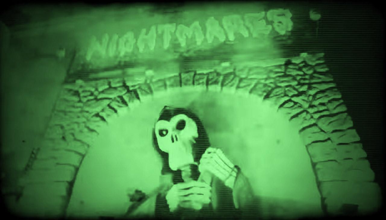Nightmares Fear Factory FEAR Video #0626