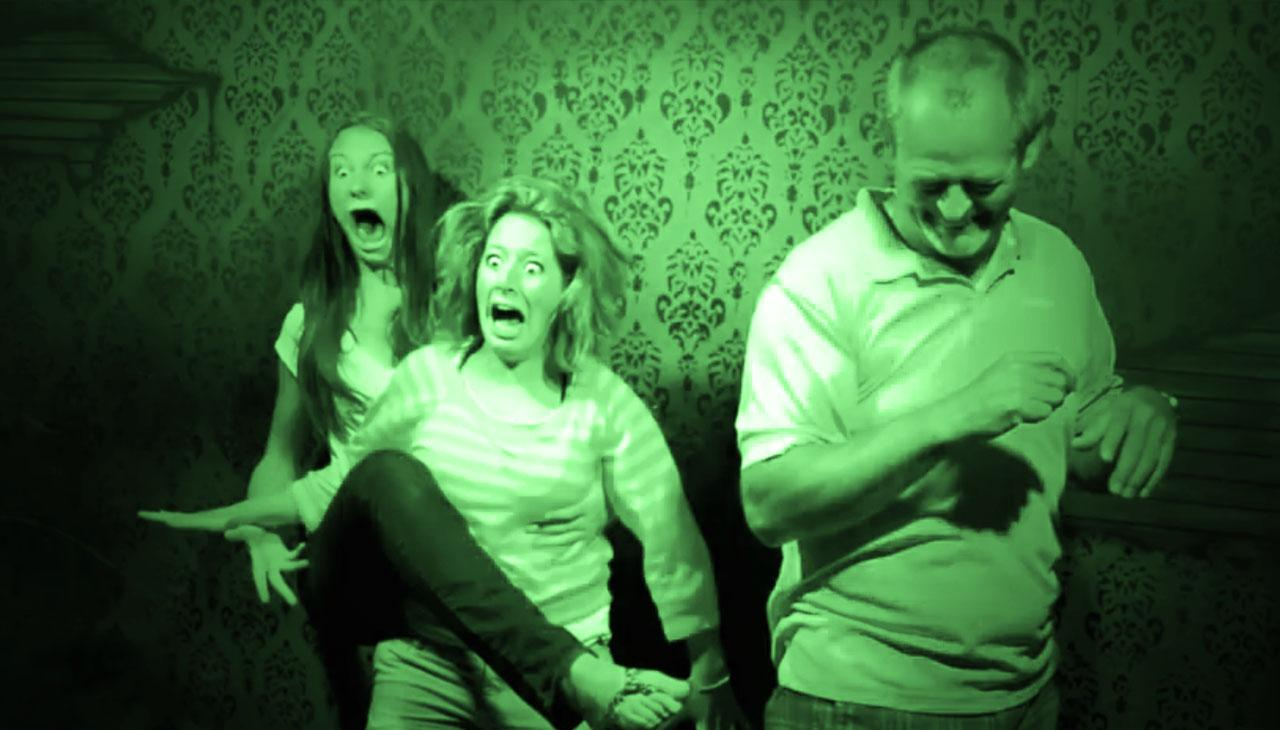 Nightmares Fear Factory Presents: Halloween 2013 in Niagara Falls