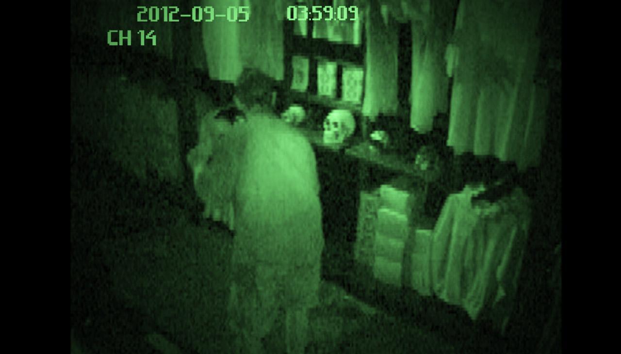 Inside Nightmares Fear Factory After Dark