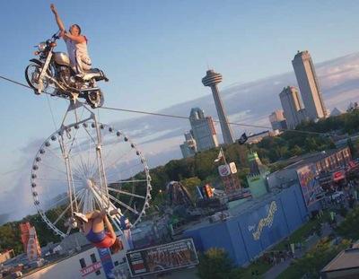 Clifton Hill Attractions Niagara Falls 2015