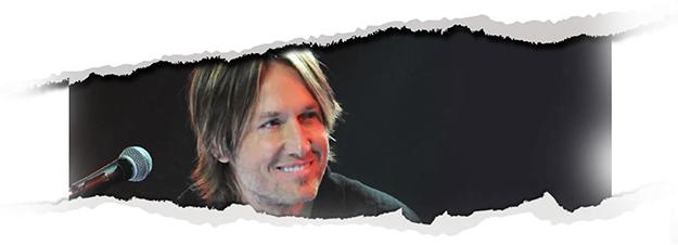 Keith Urban. Country 89.1 Radio Niagara Falls Ontario